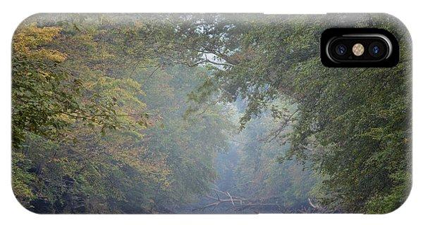 Misty Creek Phone Case by Dale Wilson