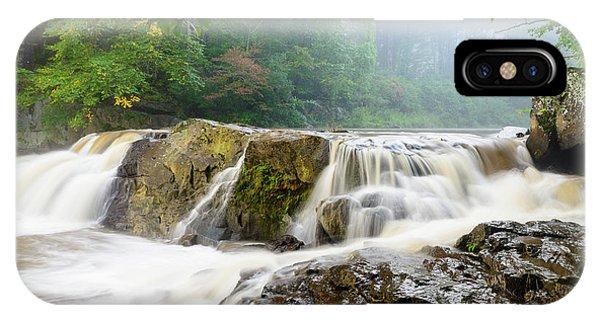 Misty Creek IPhone Case