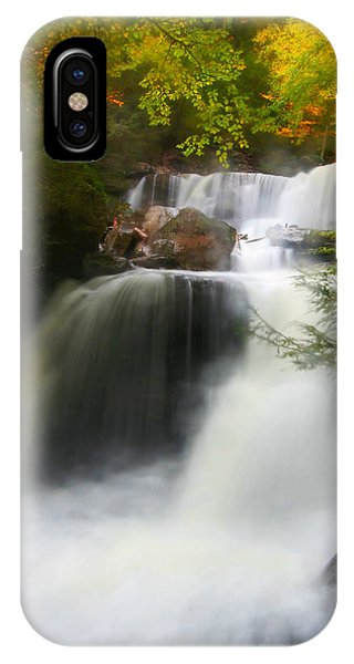 Misty Fall IPhone Case