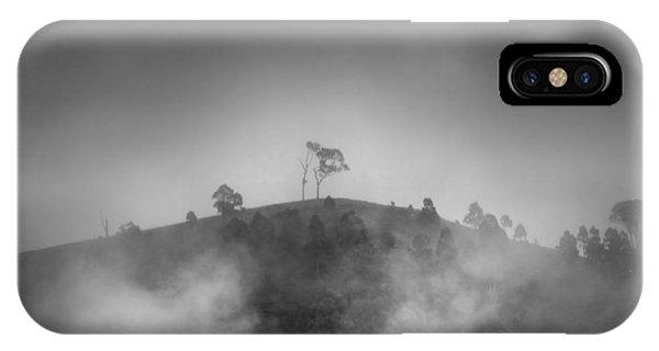 Nsw iPhone Case - Misty Moods by Az Jackson