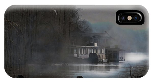 Misty Moonlight IPhone Case