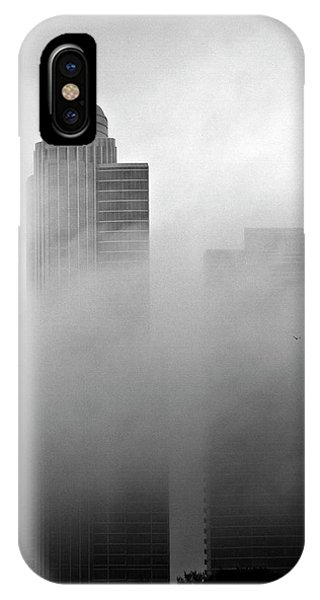 Misty Morning Flight IPhone Case