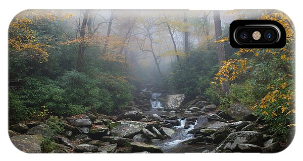 Misty Morning Magic IPhone Case
