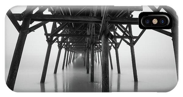 Carolina iPhone Case - Misty November Morning I by Ivo Kerssemakers
