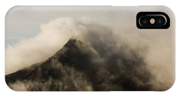 Misty Peak IPhone Case