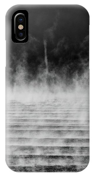 Misty Twister IPhone Case