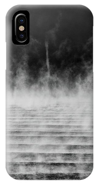 Misty Twister IPhone Case