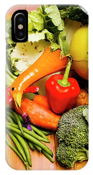 Colourful iPhone Case - Mix Of Agriculture Produce by Jorgo Photography - Wall Art Gallery