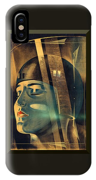 Metropolis Maria Transformation IPhone Case