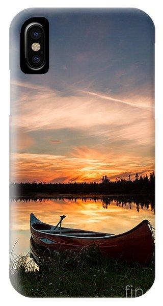 Mn Sunset 4 IPhone Case