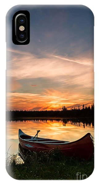 Mn Sunset 4 IPhone Case