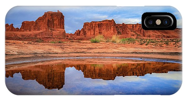 Moab Reflections IPhone Case