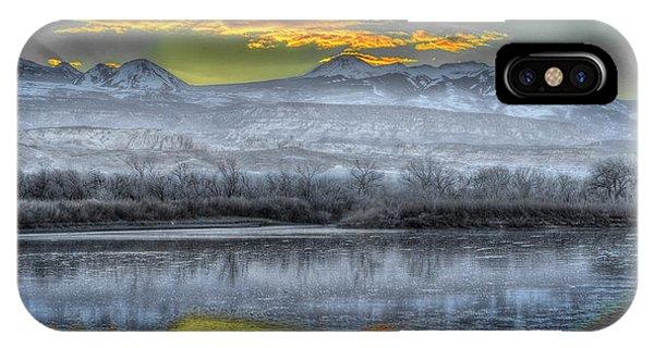Moab Sunrise IPhone Case