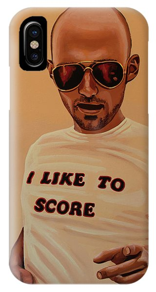 Moby Painting IPhone Case