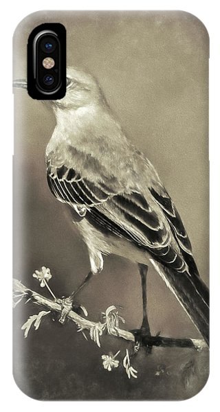Mockingbird IPhone Case