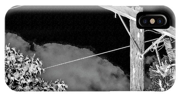 Mockingbird On A Wire IPhone Case