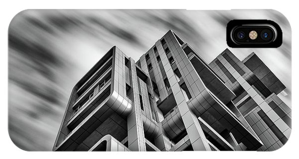 IPhone Case featuring the photograph Modern Architecture by Michalakis Ppalis