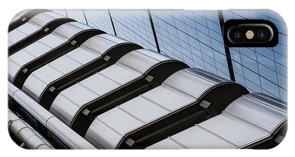 Lloyds Building Bank In London IPhone Case