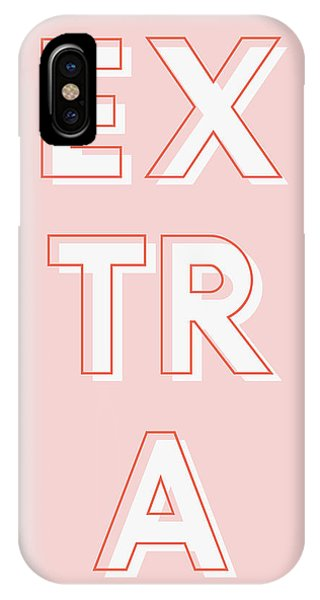 Artwork iPhone Case - Modern Extra- Art By Linda Woods by Linda Woods
