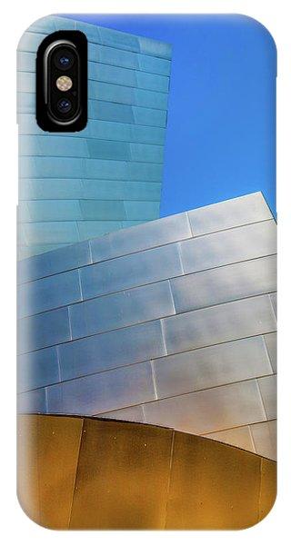 Gehry iPhone Case - Modern Rock by Az Jackson