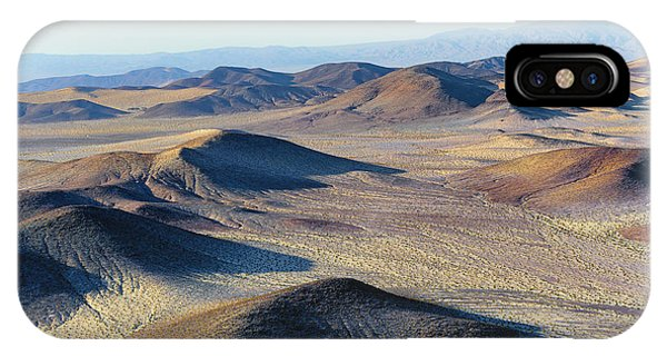 IPhone Case featuring the photograph Mojave Desert by Jim Thompson