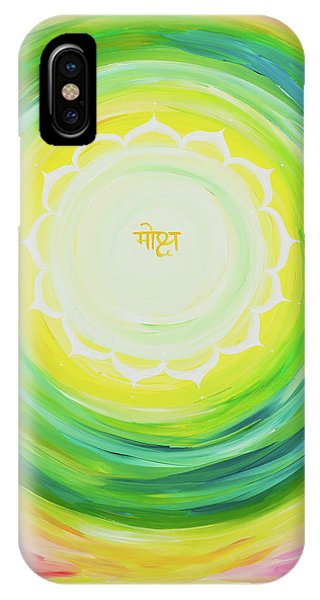 Moksha IPhone Case
