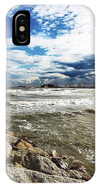 Mole Stones  In Rimini IPhone Case
