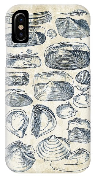 Mollusks - 1842 - 03 IPhone Case