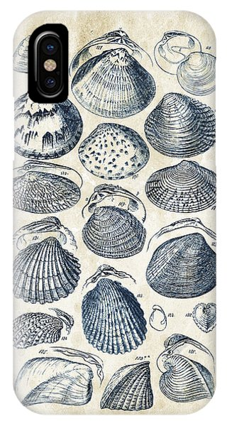 Mollusks - 1842 - 06 IPhone Case