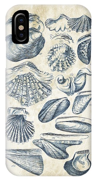 Mollusks - 1842 - 09 IPhone Case
