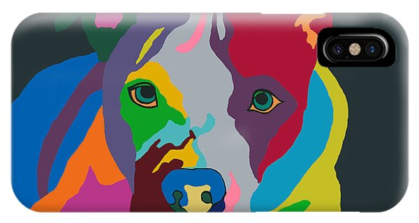 Molly Psychedelic IPhone Case