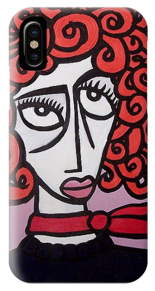 Molly IPhone Case