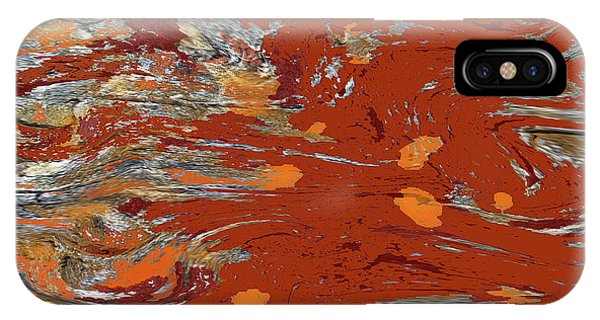 Molten Earth IPhone Case
