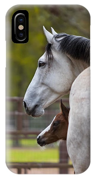 Mom And Baby IPhone Case