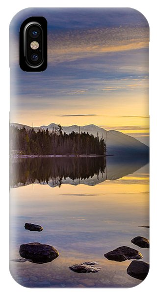 Moment Of Tranquility IPhone Case