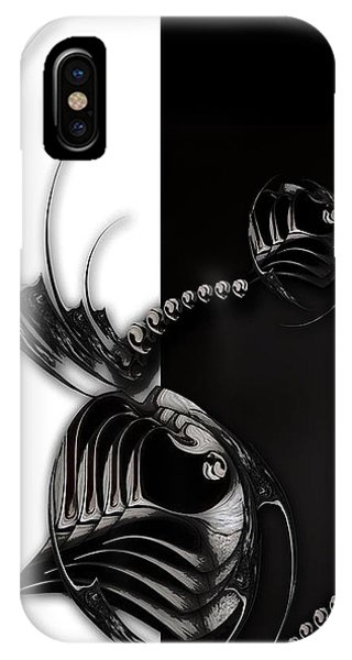 Momentary Impression Of Undefined Abstraction IPhone Case