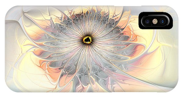 Momentary Intimacy IPhone Case