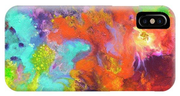 Momentum, Canvas Three IPhone Case