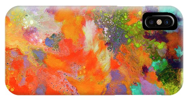 Momentum, Canvas Two IPhone Case