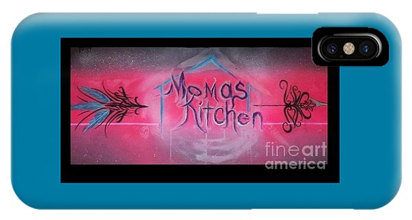 Momma's Kitchen  IPhone Case