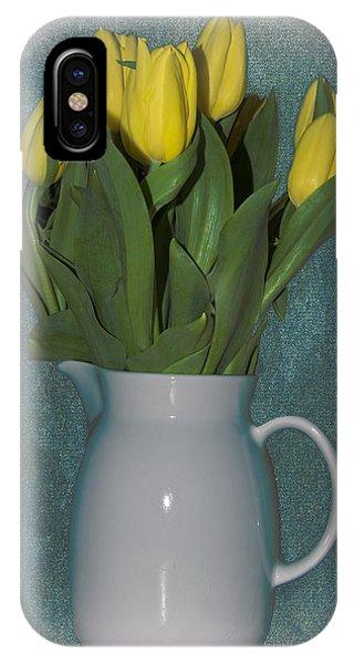 Moms Tulips IPhone Case