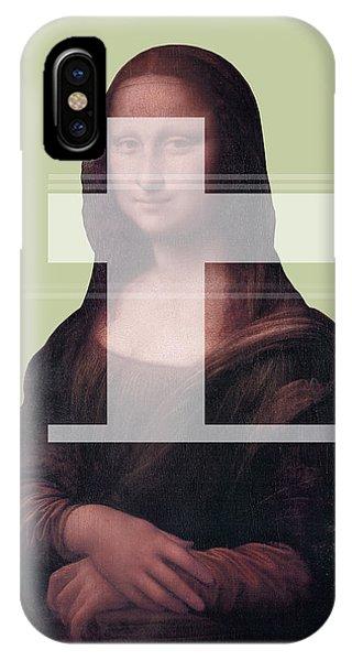 Mona 1 IPhone Case