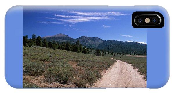 Monache Meadows IPhone Case