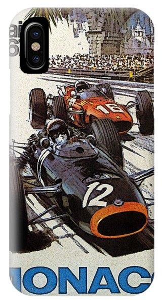 Monaco 67 IPhone Case