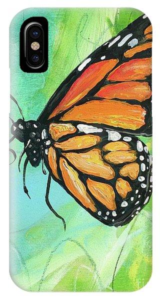 Monarch Dreams IPhone Case