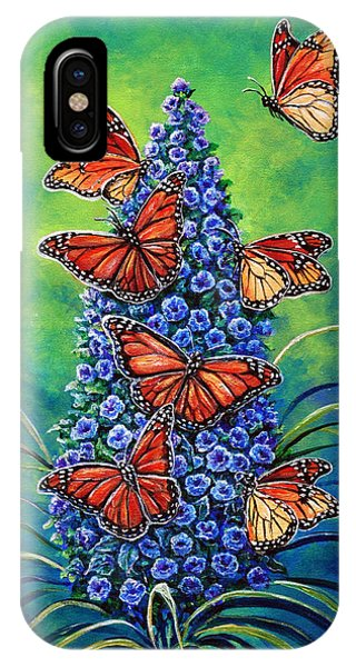 Monarch Waystation IPhone Case