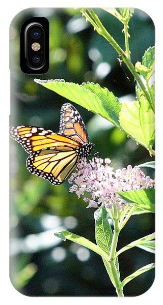 Monarch1 IPhone Case