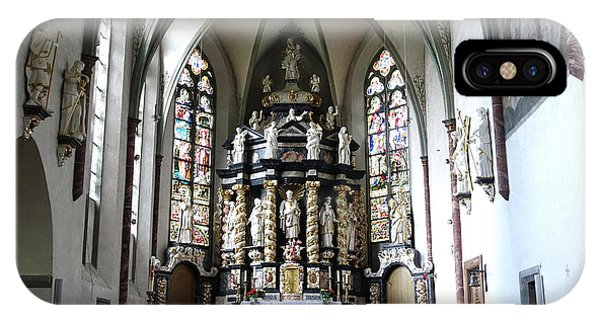 Monastery Church Oelinghausen, Germany IPhone Case