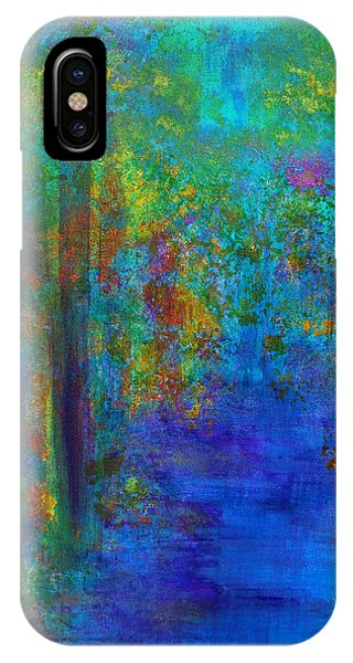 Monet Woods IPhone Case