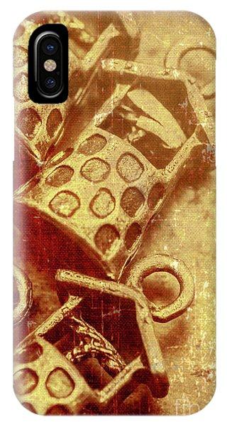 Nobody iPhone Case - Monetary Wells by Jorgo Photography - Wall Art Gallery